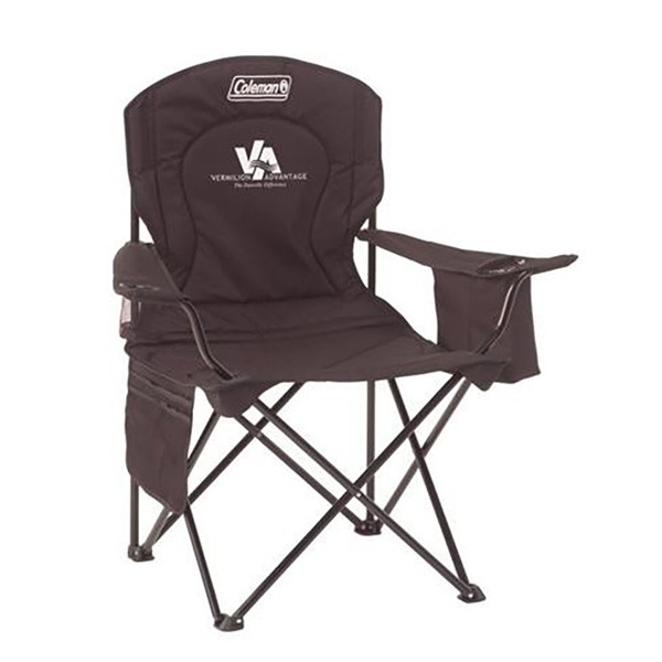 Custom Coleman Camping Chair With Imprint For Promotions   Camping Chairs