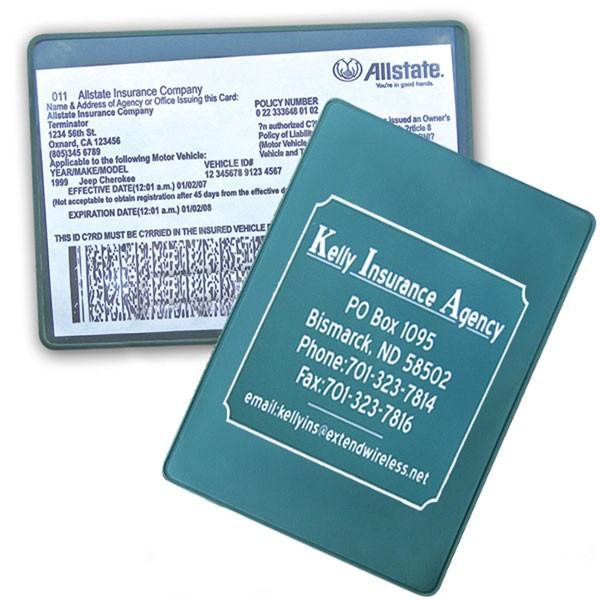 insurance card holder - Insurance Card Holder