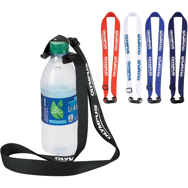 Water Bottle With Strap: Wholesale Bottle Strap Lanyards