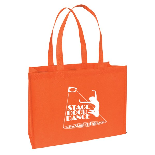Logo Shopping Bag-Great Value-16-Inch | 4AllPromos