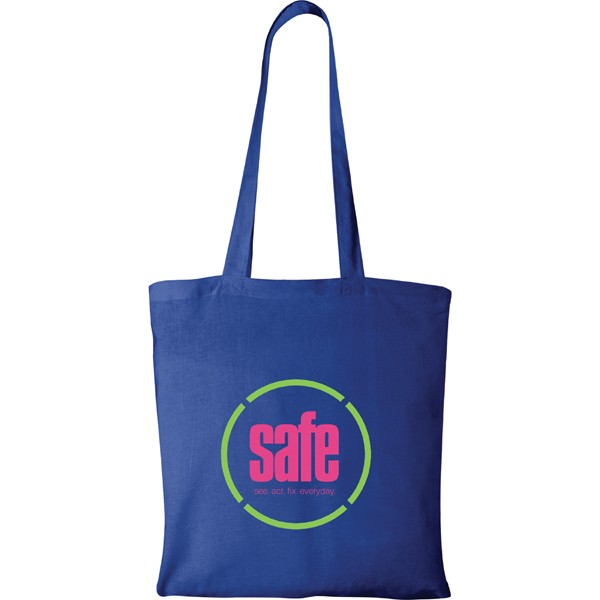 personalized cotton canvas tote bags convention bags for trade shows