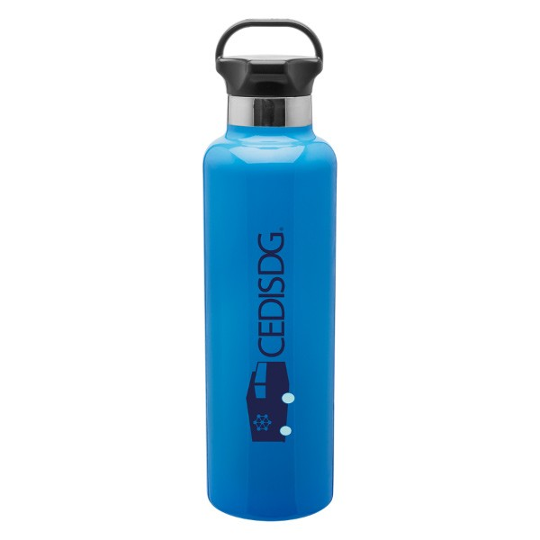 HGo Ascent Insulated Water Bottle With Logo Custom Water Bottles - H2go water bottle