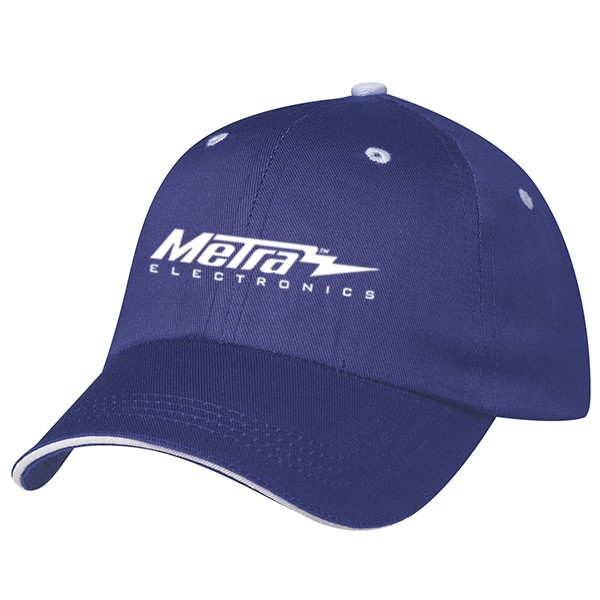 price buster custom embroidered hat with company logo 4allpromos