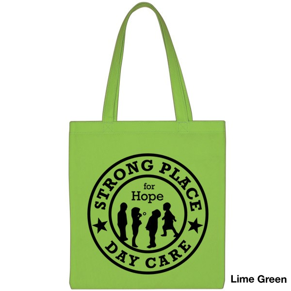 Popular Tote Bag-Low Price-with Imprint | 4AllPromos