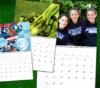 Fully Customized Calendar