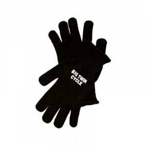 Acrylic knit glove Promotional Custom Imprinted With Logo