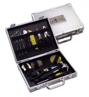Briefcase Tool Set Promotional Custom Imprinted With Logo