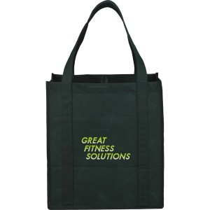 The Hercules Large Grocery Tote - Hunter Green