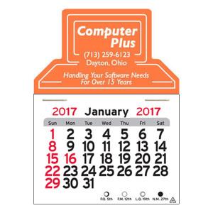 Peel-N-Stick® Calendar - Computer