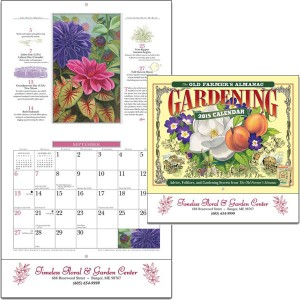 Old Farmer 39 S Almanac Gardening Calendar With Logo And Tips