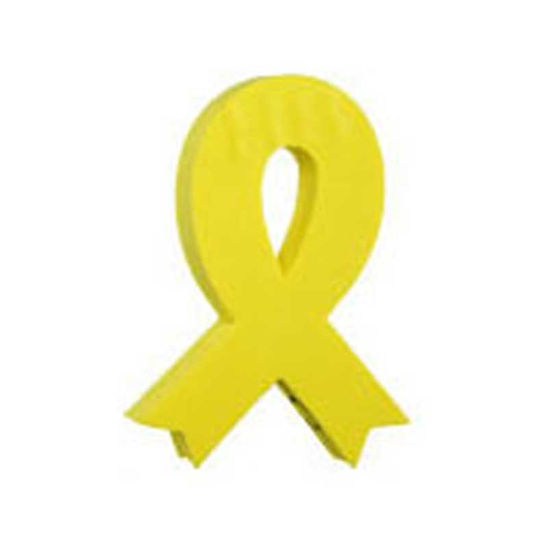 yellow ribbon coloring pages - photo #34