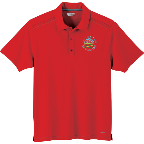 Discount golf shirts custom polo shirts logo embroidered for Cheap custom embroidered polo shirts