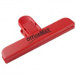 Large Bag Clip Promotional Custom Imprinted With Logo
