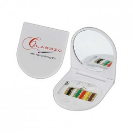 Deluxe Sewing Kit Promotional Custom Imprinted With Logo