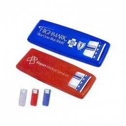 Adhesive Bandage Dispenser Promotional Custom Imprinted With Logo