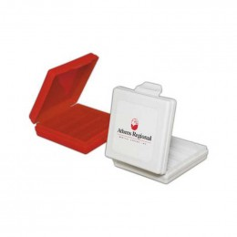 Mini Pill Box Promotional Custom Imprinted With Logo