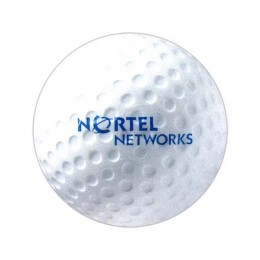 Stress Reliever Golf Ball Promotional Custom Imprinted With Logo