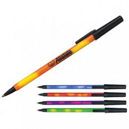 Mood Stick Pen Promotional Custom Imprinted With Logo