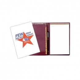 Desk Folder Promotional Custom Imprinted With Logo