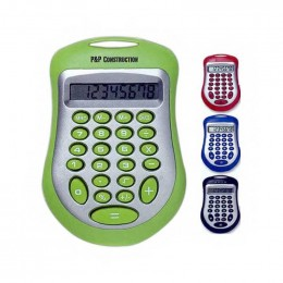 Expo Calculator Promotional Custom Imprinted With Logo