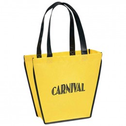 Carnival Tote Bag Promotional Custom Imprinted With Logo