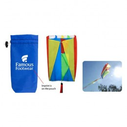 Aviator Kite Promotional Custom Imprinted With Logo