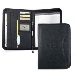 Deluxe Executive Padfolio Promotional Custom Imprinted With Logo
