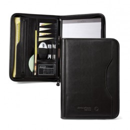 Wall Street Padfolio II Promotional Custom Imprinted With Logo