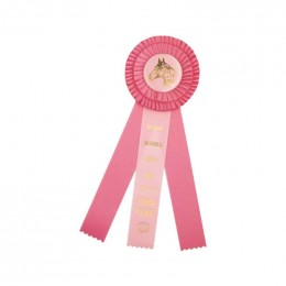 Custom Rosette - 819 Promotional Custom Imprinted With Logo