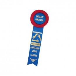 Custom Rosette - 82 Promotional Custom Imprinted With Logo