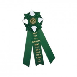 Custom Rosette - 882 Promotional Custom Imprinted With Logo