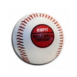 Regulation Size Baseball Promotional Custom Imprinted With Logo