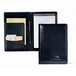 Wall Street Junior Writing Pad Promotional Custom Imprinted With Logo