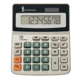Solar Calculator Promotional Custom Imprinted With Logo