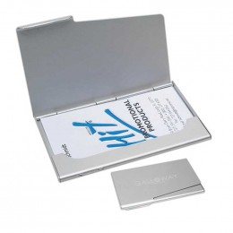 Business Card Holder Promotional Custom Imprinted With Logo