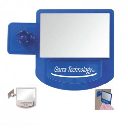 Computer Mirror Memo Holder Promotional Custom Imprinted With Logo