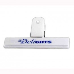 6 Inch Bag Clip Promotional Custom Imprinted With Logo