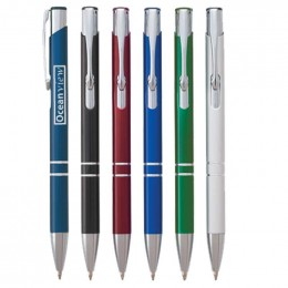 The Venetian Pen Promotional Custom Imprinted With Logo
