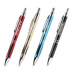 Vienna Pen Promotional Custom Imprinted With Logo
