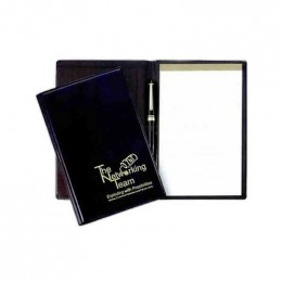 Junior Desk Folder Promotional Custom Imprinted With Logo