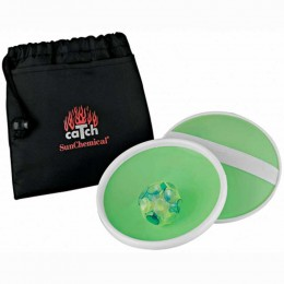 Solace Suction Catch Promotional Custom Imprinted With Logo