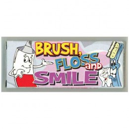 4 Pack Dental Theme Promotional Custom Imprinted With Logo
