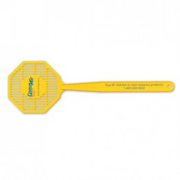 Medium Stop Sign Fly Swatter Promotional Custom Imprinted With Logo
