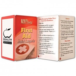 First Aid Promotional Custom Imprinted With Logo