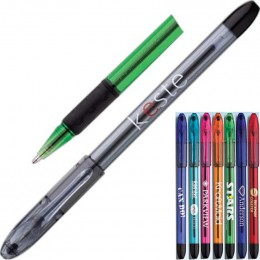 R.S.V.P. Medium Line Ball Point Pen Promotional Custom Imprinted With Logo
