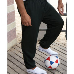 Jerzees Super Sweats Pocketed Sweatpants Promotional Custom Imprinted With Logo