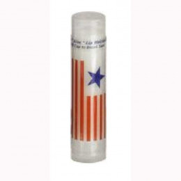 Standard Lip Balm Clear Tube - SPF 15 Promotional Custom Imprinted With Logo