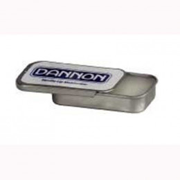 DivaZ Sparkle Lip Balm w/SPF 15 in Rectangular Tin Promotional Custom Imprinted With Logo