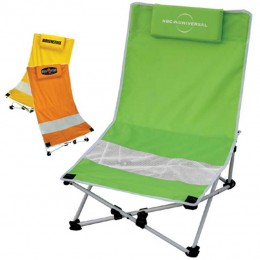 Beach Chair Promotional Custom Imprinted With Logo