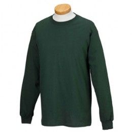 Fruit of the Loom 6.1 oz. Long-Sleeve T-Shirt - Color